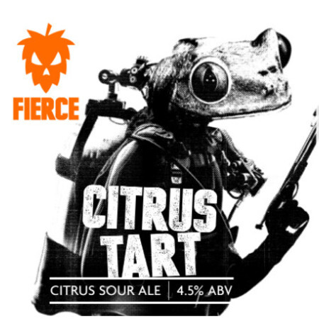Fierce Beer Citrus Tart – Buy Beer online on EeBriaTrade.com