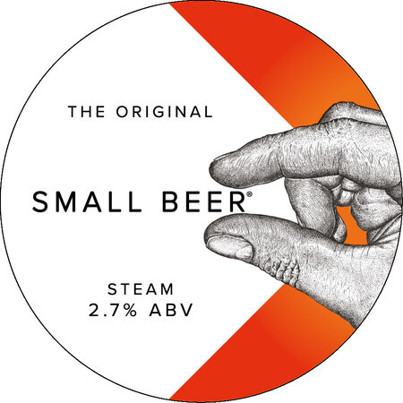 Small Beer Brew Co The Original Small Beer Steam – Buy Beer online on EeBriaTrade.com