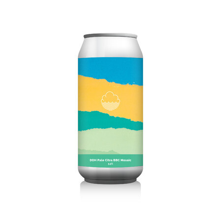 Buy Cloudwater Brew Co DDH Pale Ale Citra BBC Mosaic (483