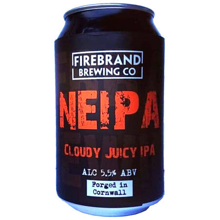 Firebrand Brewing NEIPA Cans  – Buy Beer online on EeBriaTrade.com