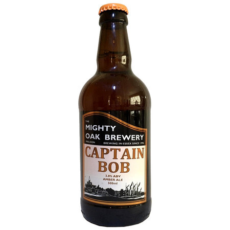 Mighty Oak Brewery Captain Bob – Buy Beer online on EeBriaTrade.com