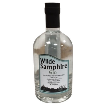 Mighty Oak Brewery Wilde Samphire Gin – Buy Spirits online on EeBriaTrade.com
