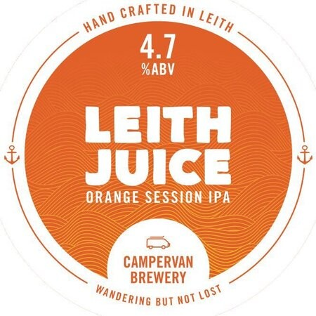 Campervan Brewery Leith Juice – Buy Beer online on EeBriaTrade.com