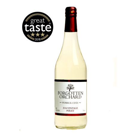 Purbeck Cider Company Forgotten Orchard 2016 Vintage Perry – Buy Cider online on EeBriaTrade.com