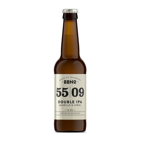 Brew By Numbers 55|09 Double IPA - Amarillo & Loral – Buy Beer online on EeBriaTrade.com