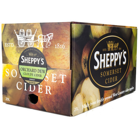 Sheppy's Cider Sheppy's Orchard Dew Cider – Buy Cider online on EeBriaTrade.com