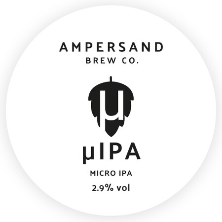 Ampersand Brew Co uIPA - Micro IPA – Buy Beer online on EeBriaTrade.com
