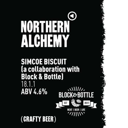 Northern Alchemy Simcoe Biscuit – Buy Beer online on EeBriaTrade.com