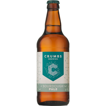 Crumbs Brewing Sourdough Pale Ale – Buy Beer online on EeBriaTrade.com
