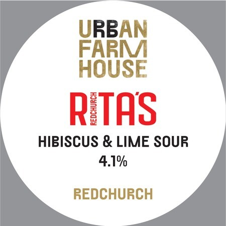 Redchurch Brewery Hibiscus and Lime Sour – Buy Beer online on EeBriaTrade.com