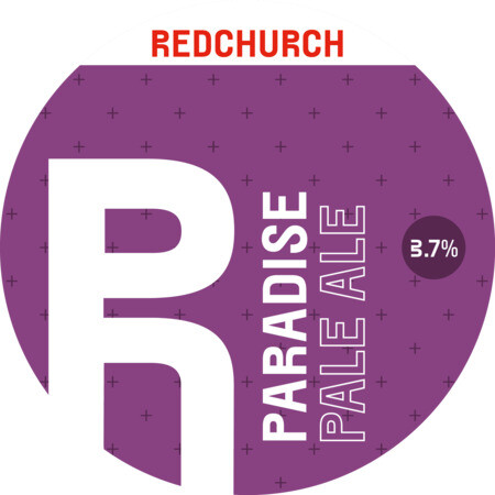 Redchurch Brewery Paradise Pale  – Buy Beer online on EeBriaTrade.com