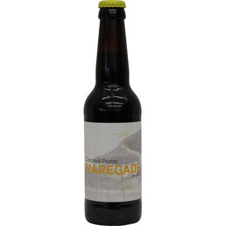 Maregade Brew Co Coconut Porter – Buy Beer online on EeBriaTrade.com