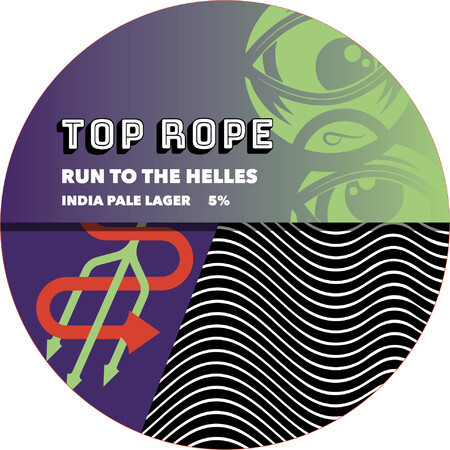 Top Rope Brewing Run To The Helles – Buy Beer online on EeBriaTrade.com