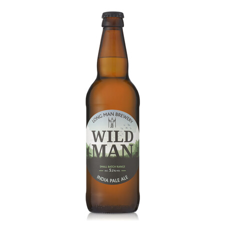 Long Man Brewery Wild Man IPA – Buy Beer online on EeBriaTrade.com
