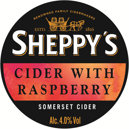 Sheppy's Cider Sheppy's Cider with Raspberry – Buy Cider online on EeBriaTrade.com