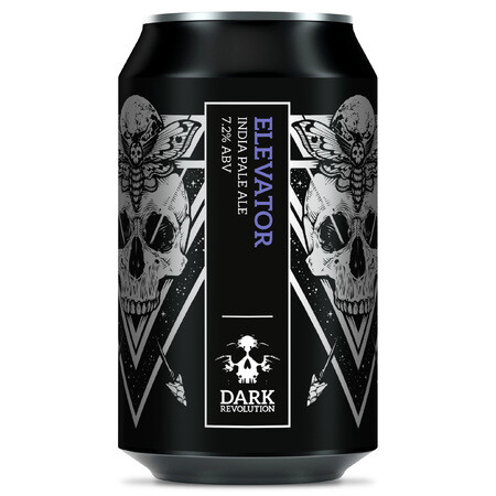 Dark Revolution Elevator IPA – Buy Beer online on EeBriaTrade.com
