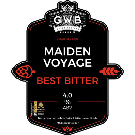 Image result for great western brewery maiden voyage