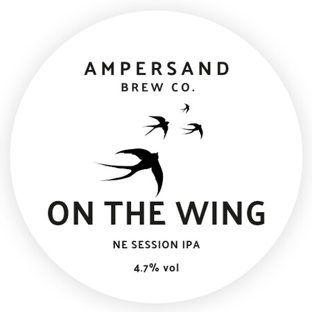 Ampersand Brew Co On The Wing - Session IPA – Buy Beer online on EeBriaTrade.com