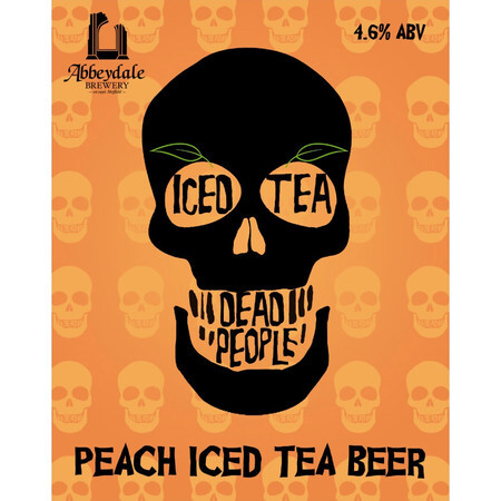 Abbeydale Brewery Iced Tea Dead People – Buy Beer online on EeBriaTrade.com