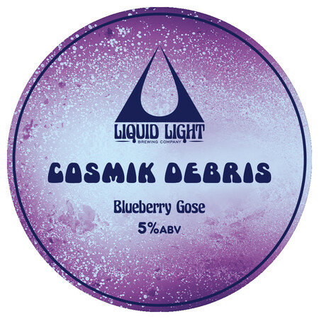 Liquid Light Brew Co Cosmik Debris – Buy Beer online on EeBriaTrade.com