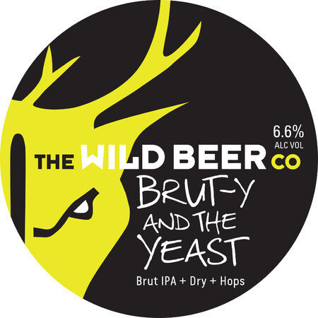 Wild Beer Co Brut-Y And The Yeast – Buy Beer online on EeBriaTrade.com