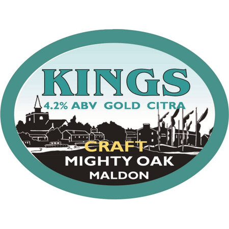 Mighty Oak Brewery Kings – Buy Beer online on EeBriaTrade.com