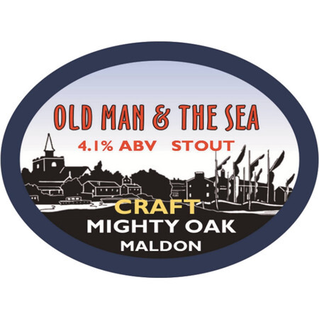 Mighty Oak Brewery Old Man And The Sea – Buy Beer online on EeBriaTrade.com