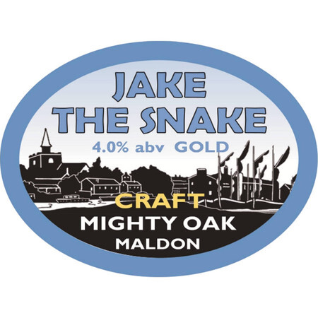 Mighty Oak Brewery Jake the Snake – Buy Beer online on EeBriaTrade.com