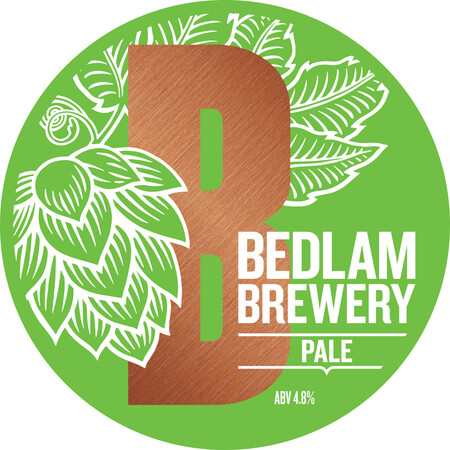 Bedlam Bedlam Pale Ale – Buy Beer online on EeBriaTrade.com