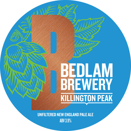 Bedlam Killington Peak New England Pale Ale – Buy Beer online on EeBriaTrade.com