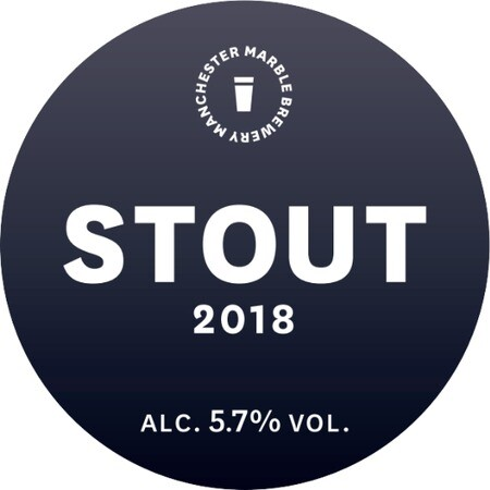 Marble Brewery Stout  – Buy Beer online on EeBriaTrade.com