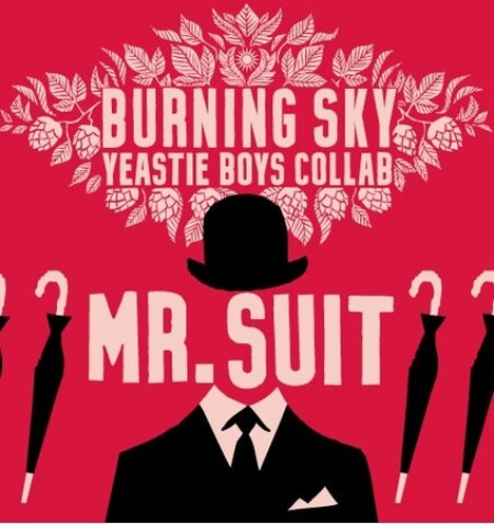 Yeastie Boys UK Mr Suit (Burning Sky collab) – Buy Beer online on EeBriaTrade.com