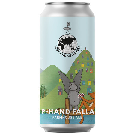 Lost And Grounded Brewers Hop-Hand Fallacy (Can) – Buy Beer online on EeBriaTrade.com