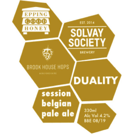 Solvay Society Duality – Buy Beer online on EeBriaTrade.com