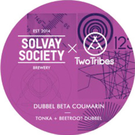 Solvay Society Dubbel Beta Coumarin – Buy Beer online on EeBriaTrade.com