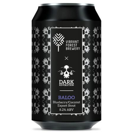 Dark Revolution Baloo – Buy Beer online on EeBriaTrade.com