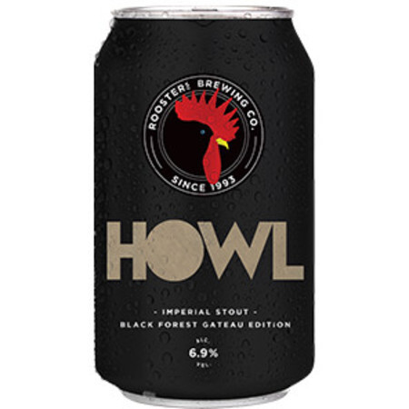 Rooster's Brewing Co. Howl (Black Forest Gateau) – Buy Beer online on EeBriaTrade.com