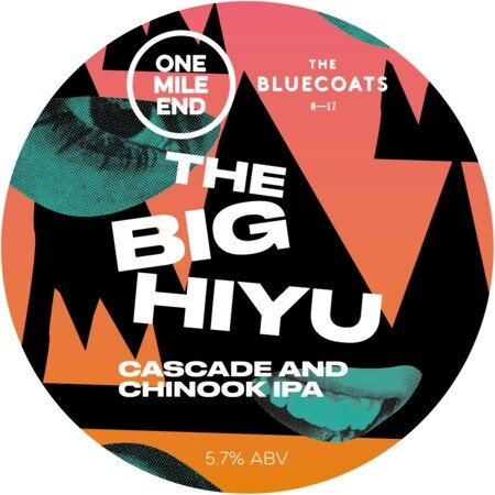 One Mile End The Big Hiyu Cascade & Chinook IPA – Buy Beer online on EeBriaTrade.com