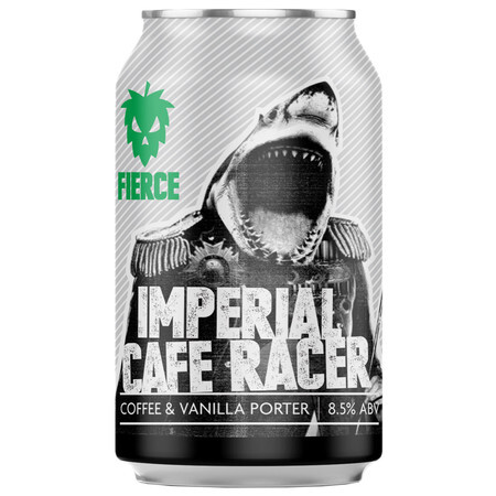Fierce Beer Imperial Cafe Racer (Case of 12) – Buy Beer online on EeBriaTrade.com