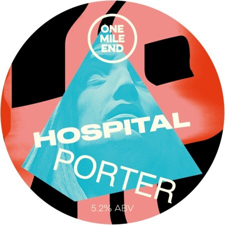 One Mile End Hospital Porter – Buy Beer online on EeBriaTrade.com