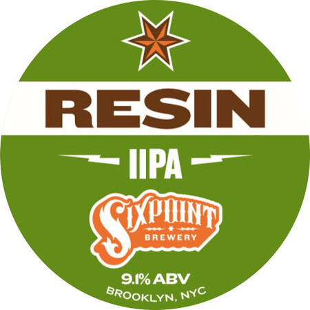 Sixpoint Resin IIPA – Buy Beer online on EeBriaTrade.com