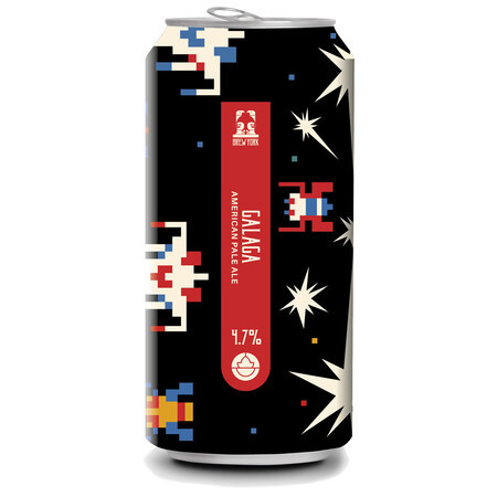 Brew York Galaga (Cans) – Buy Beer online on EeBriaTrade.com