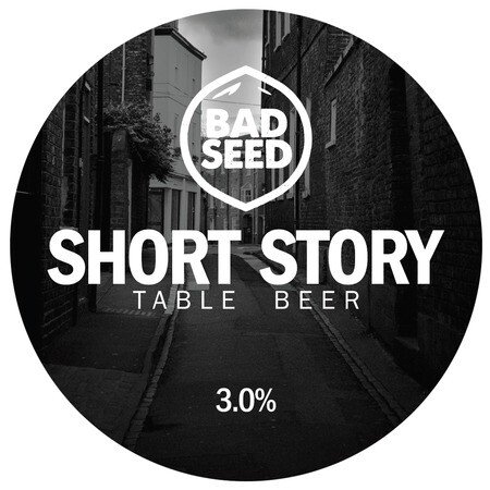 Bad Seed Brewery Short Story – Buy Beer online on EeBriaTrade.com