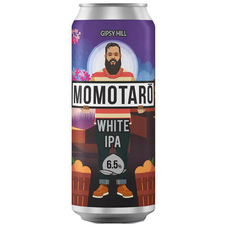 Gipsy Hill Brewing Co Momotaro – Buy Beer online on EeBriaTrade.com