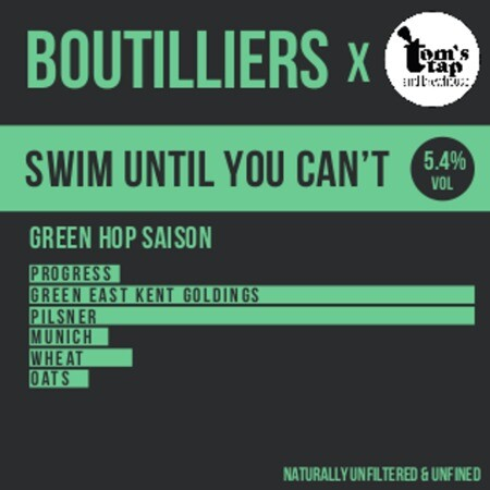 Boutilliers Swim Until You Can't – Buy Beer online on EeBriaTrade.com