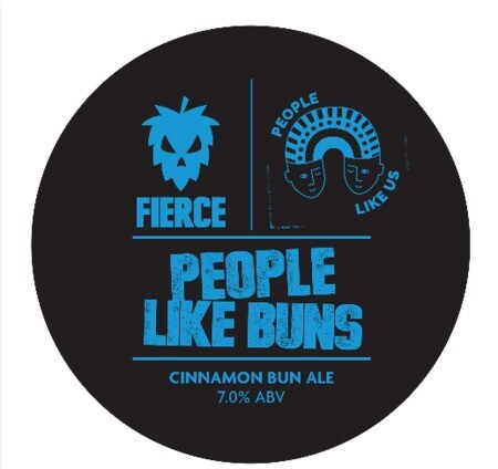 Fierce Beer People Like Buns Cinnamon Bun Ale – Buy Beer online on EeBriaTrade.com