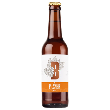 Bedlam Bedlam Pilsner – Buy Beer online on EeBriaTrade.com