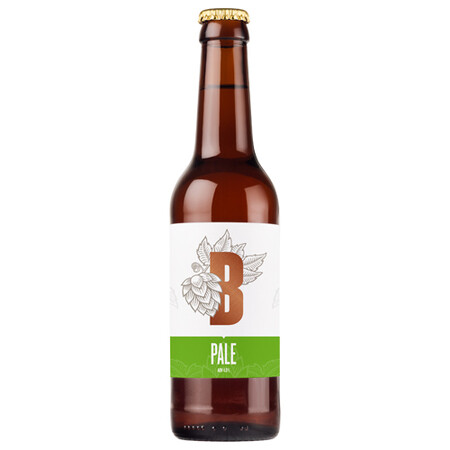 Bedlam Pale Ale – Buy Beer online on EeBriaTrade.com
