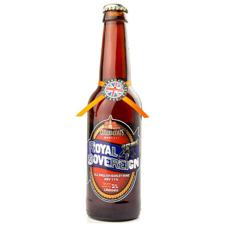 Cullercoats Brewery Royal Sovereign – Buy Beer online on EeBriaTrade.com
