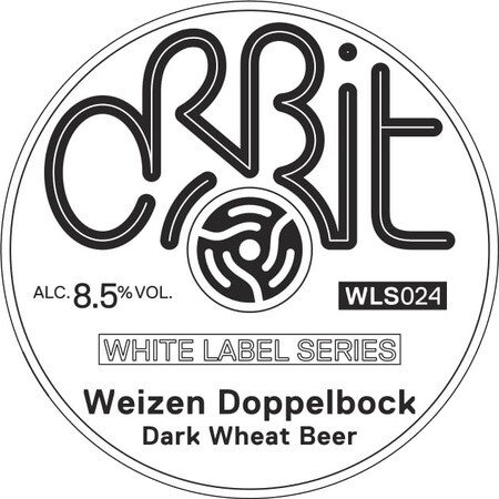 Orbit Beers London WLS024 Weizen Doppelbock – Buy Beer online on EeBriaTrade.com
